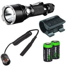 Fenix Weapon Light Fenix Tk22 Cree 920 Lumen Tactical Led Flashlight Fenix Alg