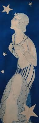 Art Deco illustration by Carlos Masberger - 1935 - Gente Menuda (Spanish  magazine) -