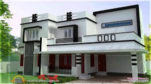 Kerala Flat Roof House Design House Plans With Flat Roof Kerala