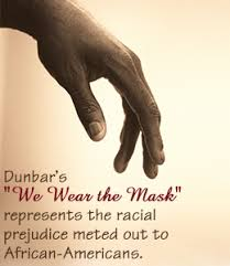 an analysis of paul laurence dunbar s we wear the mask
