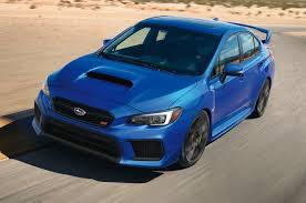 2018 Subaru WRX STI First Test Review: Old Dog, Same Tricks ...