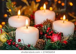 Image result for christmas candle picture