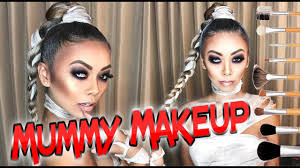 halloween mummy transformation liane v