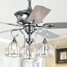 pleasing crystal chandelier fan k37795 crystal bead chandelier ceiling fan light kit