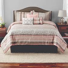 bedding sets clearance queen size comforter duvet pillowcases bed set 7 piece