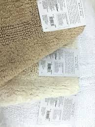 reversible bathroom rugs catchy reversible bath rug with best color swatches images on home decor color swatches reversible cotton bath rug sets