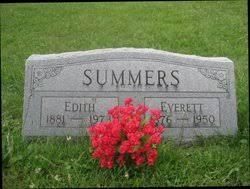 Edward Everett Summers (1876-1950) - Find A Grave Memorial