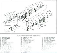 gm column wiring solidfonts wiring tech gm column 89 to yj wiper motor