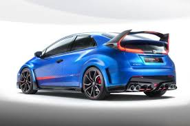 2017 Honda Civic Hatchback Spy Shots