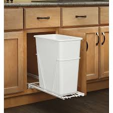 Kitchen Utensils: 20+ Ideas Kitchen Trash Can Cabinet Kitchen for Wood  Kitchen Trash Can