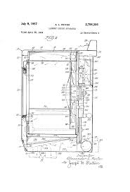 patent us2798306 laundry drying apparatus google patents patent drawing