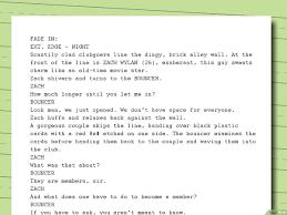 Viết kịch bản phim – wikiHow