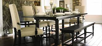 Covington Dining Room Collection by BASSETT shop Hickory Park