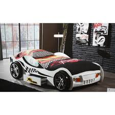 ... Kids room, TURBO RACING CAR BED Little Tikes Car Bed Kids Car Beds: New  ...
