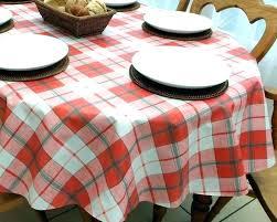 round vinyl tablecloths flannel backed oval vinyl tablecloths