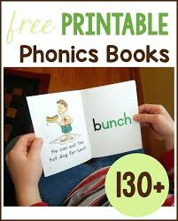 Get Over Free Phonics Books To Print For Your Early Reader My Kids ...