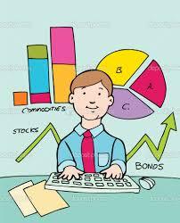 Financial Planner Clipart