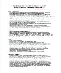 Business Analyst Resume Examples Business Analyst Resume Example ...