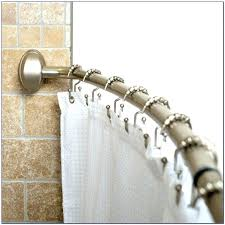 curved shower curtain rod dry panels curtain rods curtain rods bed bath and beyond curved shower