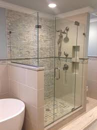 wonderful custom made glass shower doors this is a rain glass style steam shower door with