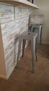 decorating furniture with paper. Another Contact Paper Win. From Walmart, Made Our Bar On Base Housing Beautiful! Decorating Furniture With 1