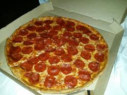 pizza hut pepperoni pizza. Fine Hut Pizza Hut Large Thin And Crispy Pepperoni For Hut Pepperoni