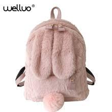 Buy <b>backpack</b> faux <b>fur</b> and get free shipping on AliExpress.com