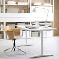 ikea office desk ideas. A Home Office With BEKANT Desk In White, FJÄLLBERGET Chair Oak, And Ikea Ideas S