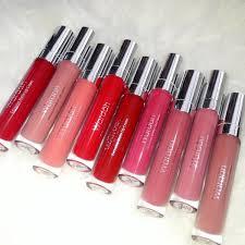 warna warna baru dari wardah exclusive matte lip cream