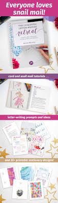 Retreat Letter Design Ideas The Ten Minute Letter Writing Retreat Bundle 120 Pages
