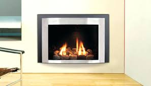 fashionable fireplace replacement