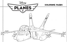 Free Disney Planes Printable Coloring Pages Activity Sheets