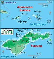 Samoan Fish Chart Pin On Maps