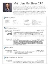 Senior Manager Resume Sample Resume Samples Career Help Center
