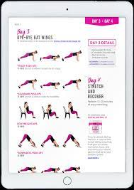 the best 28 day challenge for women s