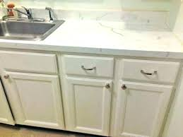 can you put wood over laminate countertops granite try this cool technique to make look like so ng bathroom marble resurfacing top best that faux