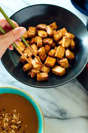 Types of tofu and their uses. How To Make Crispy Baked Tofu Cookie And Kate