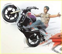 Image result for bike accident in hyderabad 2017