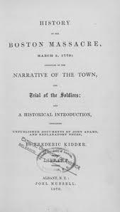 the boston massacre the british perspective links to many  boston massacre essay john adams and the boston massacre trial of 1770