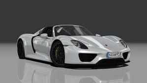 918 spyder white. forceful drift porsche 918 spyder white