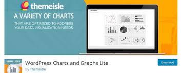 Wordpress Charts And Graphs Lite 10 Powerful Plugins For Visualizing Data In Wordpress