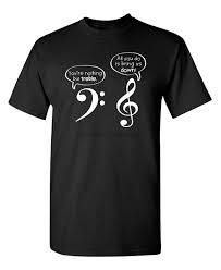 Personalized Tshirt Design Customize Shirts For Men Custom T Shirts Design Mens Personalized Tshirts You Are Nothing But Treble Funny Quoted Humorous Tee Shirts Design And Order