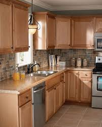Love The Light Cabinets With Bright Walls. You Donu0027t Have To Wait For Fine  Cabinetry. The Home Depotu0027s Cambria Kitchen Cabinets In Harvest Finish Are  ...