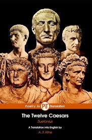 Twelve Caesars The Twelve Caesars By Suetonius On Apple Books