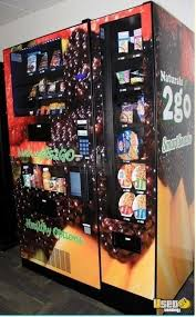 New Vending Machine For Sale Magnificent Seaga N48G48 Naturals 48 Go Healthy Vending Machines For Sale In
