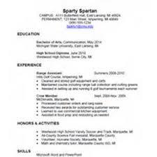degree resume Resume Badak