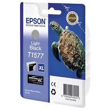 Купить <b>Картридж EPSON</b> T1577 Light Black для Stylus Photo ...