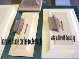 3 pass mdf raised panel doors (bits?) - Router Forums