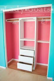 Best 25+ Closet redo ideas on Pinterest   Closet shelves, Closet ...