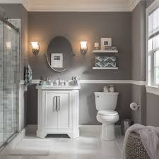 image plug vanity lights. Bathroom, Astonishing Lowes Lighting Bathroom Plug In Vanity Lights Gray Wall White Floor Cabinet Image